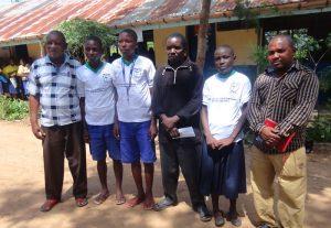 Administration of Menzamwenye Primary School in Dzombo Ward