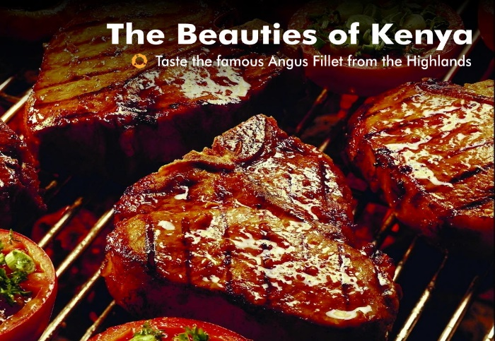 Beauties of Kenya – Best Angus Fillet