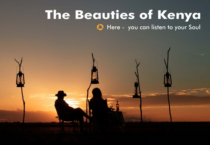 Beauties of Kenya – Feel your Soul