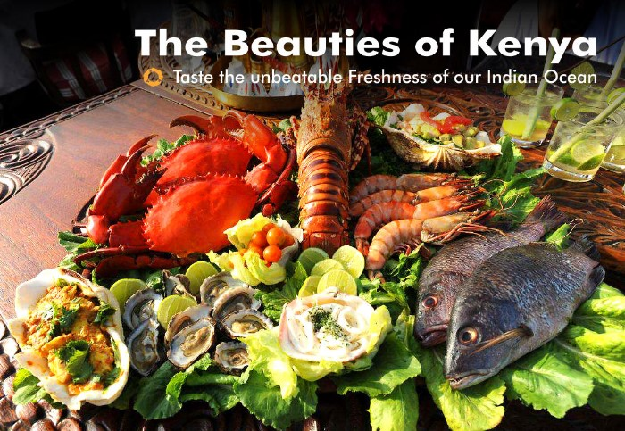 Beauties of Kenya – Indian Ocean Basket
