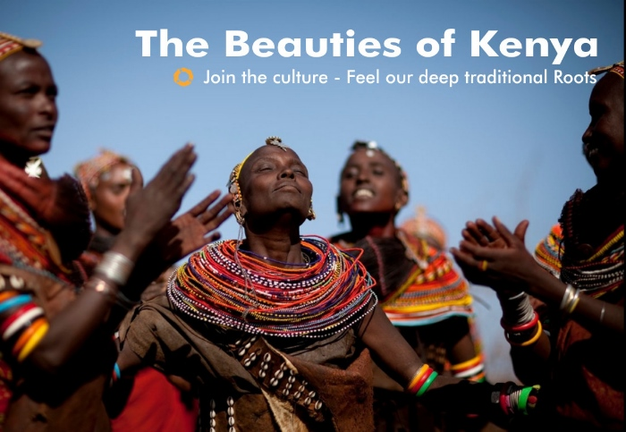 Beauties of Kenya – Traditional Roots