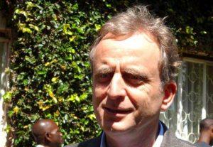 Netherlands Ambassador to Kenya Mr Joost Reintjes