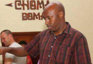 Tourism Executive Member Kwale County - Adam Sheikh