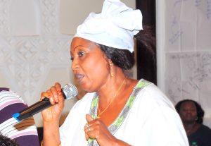 Zainab Chidzuga Woman Representative Kwale