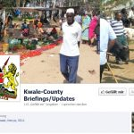 Kwale Facebook Page