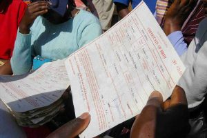Birth Certificates for Children
