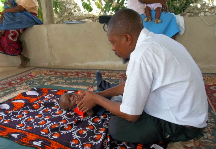 Children with Cerebral Palsy in Kwale – our support is still needed