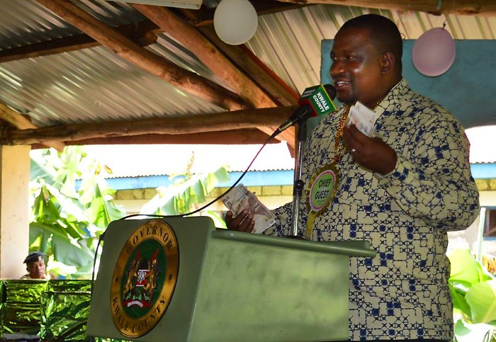 Dear Mr. Governor – Did Kwale get 960Mio for Development ?