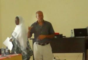 Atrash Muhammad Ali - Regional Manager Aga Khan Foundation