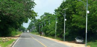 Kwale County Street Lights