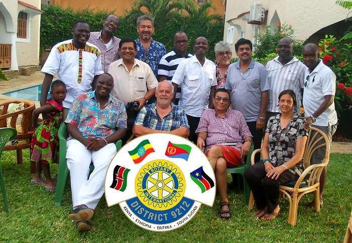 Service before Self – Rotary Club Diani Beach